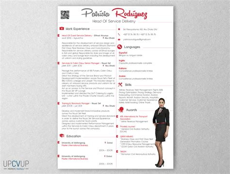 Resume D by Cv Stewardess Cv H 244 Tesse De L Air Upcvup
