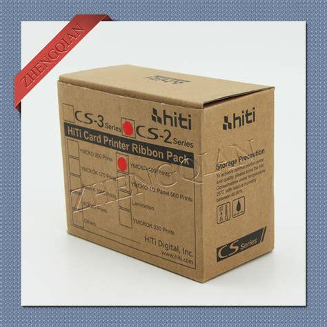 Ribbon Hiti Cs 200e Color Ymcko 400 Images Buy Wholesale Hiti Cs200e Ymcko Ribbon From China