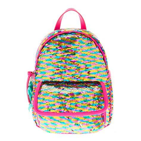 jojo siwa s jojo siwa reversible sequin mini backpack s
