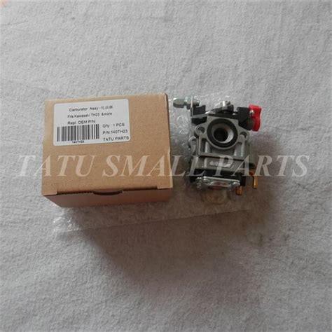 Genuine Kawasaki Th23 Th023v carburetor ay for kawasaki th23 th26 th34 kaaz 23cc 25cc 26cc trimmer 33cc 35cc carb mower