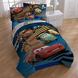disney pixar cars grand prix size 7 bed in a