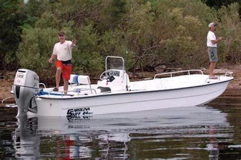 carolina skiff guide boat carolina skiff 24 dlx boats for sale