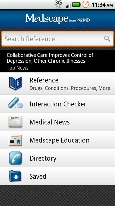 medscape app for your android phones pharmacy updates - Medscape For Android
