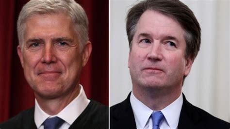 neil gorsuch and brett kavanaugh the untold truth of ruth bader ginsburg