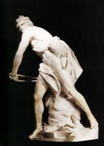 david sculpture logue renaissance and baroque art history blog bernini s david