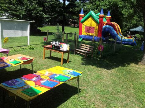 party themes 5 year old 1 year old birthday party activities home party ideas