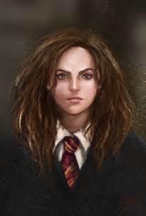 hermione jean granger by leksaart on deviantart