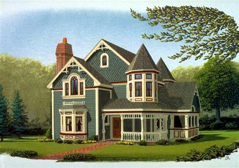 country victorian house plans contemporary country farmhouse victorian house plan 90342