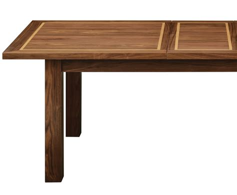 akita walnut dining table uk delivery