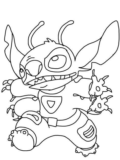 lilo and stitch hula coloring pages stitch coloring pages bestofcoloring com