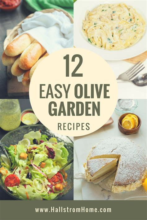 12 easy olive garden recipes for a crowd hallstrom home
