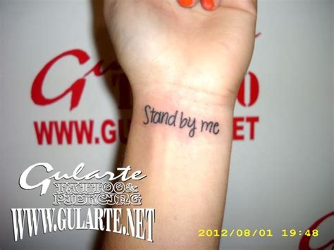 tattoo by me stand by me tattoos