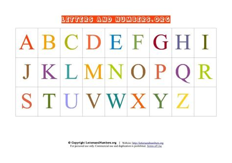 free printable alphabet letters pdf free printable abc letters yahoo image search results