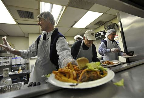 Should Food Be Left For The Homeless by Veterans Help Homeless Veterans Times Union