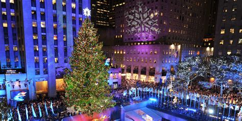 8 most beautiful christmas trees in america