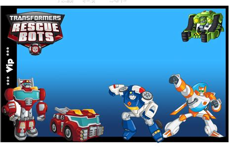 printable rescue bots birthday invitations transformers rescue bots free printable kit oh my