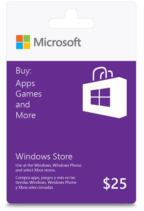 Buy Microsoft Gift Card Online - windows store gift cards are here with a great touch pc promotion windows