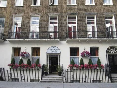 bed and breakfast in london ruskin hotel b b bed and breakfast in russell square london