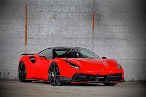 ferrari 488 custom official 900hp ferrari 488 gtb by vos performance gtspirit