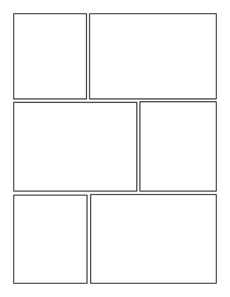 free templates for photo books comic strip template beepmunk