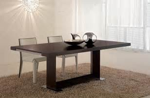 modern dining table native home garden design