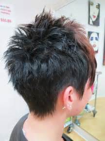 pic of back of spikey hair cuts 30 spiky short haircuts short hairstyles 2016 2017