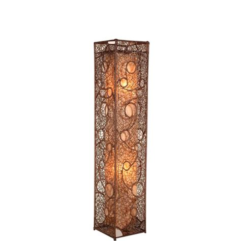 Designer Dining Room Furniture by Jeffan Mimosa Decorative Floor Lamp Amp Reviews Wayfair