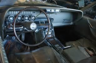 Car Interior Tape File 1966 Ford Thunderbird Interior Flickr