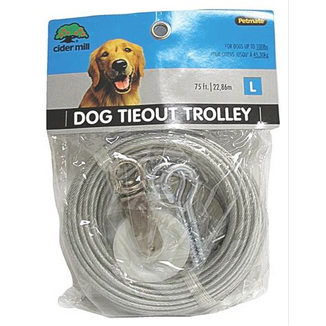 trolley dogs vinyl trolley runner for large dogs products gregrobert