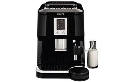 automatische koffiemachine krups automatische koffiemachine groupon goods