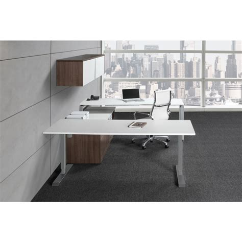 desk height for 6 2 height adjustable executive desk cube designs