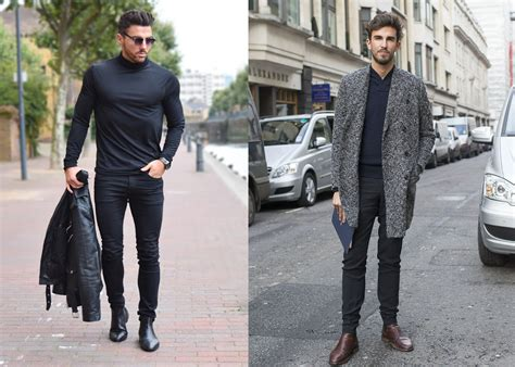 mens boots to wear with wear this chelsea boots the gentlemanual a handbook