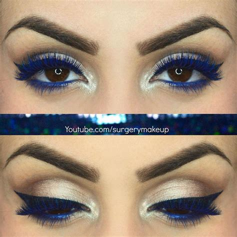Pomade Mahal 17 best images about my blue make up looks on brush set and glitter glue