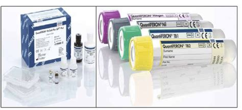 test quantiferon quantiferon tb gold plus kit from qiagen reagents and