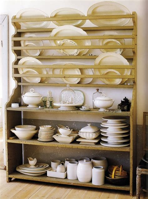 kitchen plate storage country kitchen plate rack cosmecol
