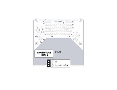 township auditorium interactive seating chart