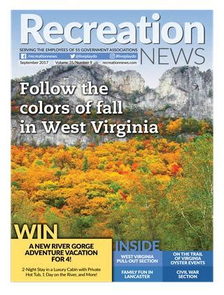 sept 2017 recreation news by indiana printing & publishing