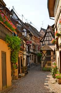 Cute Towns by Euguisheim The Cutest Town In The World