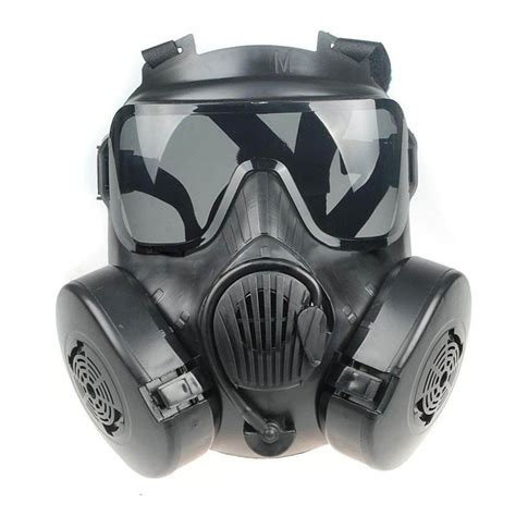 gas mask tactical painball airsoft gas mask m50 skull protection gas mask ebay