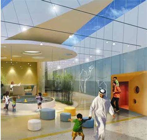 design hospital competition nbbj win healthcare design competition for bayt abdullah