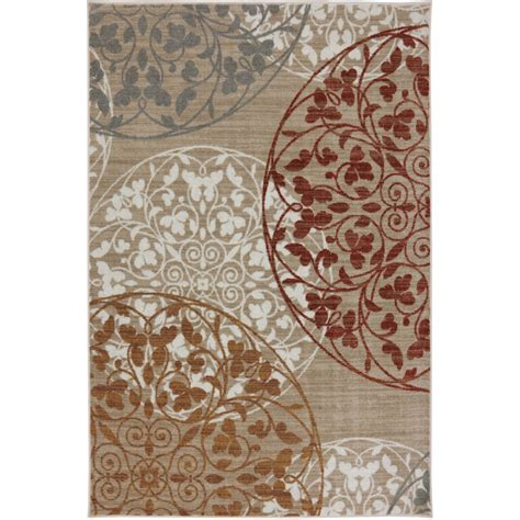 cut to size bathroom rug foyer rugs walmart mohawk home midnight rosette ru buy mohawk home arboreteum