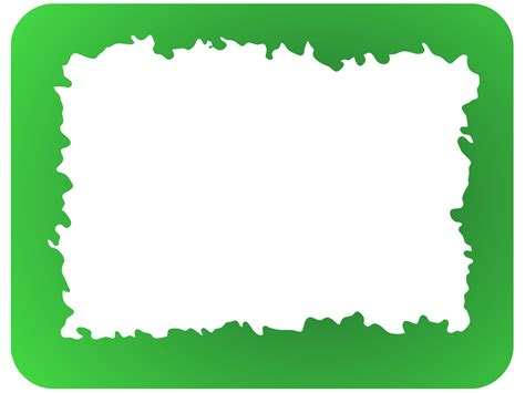Slime Border Backgrounds Border Frames Green Templates Free Ppt Backgrounds And Powerpoint Templates Borders
