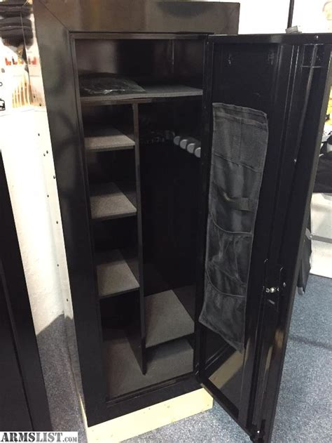 stack on 18 gun cabinet armslist for sale stack on 18 gun convertible storage