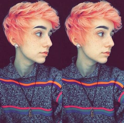 25  best ideas about Androgynous hair on Pinterest