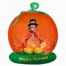 outdoor inflatable thanksgiving yard decorations