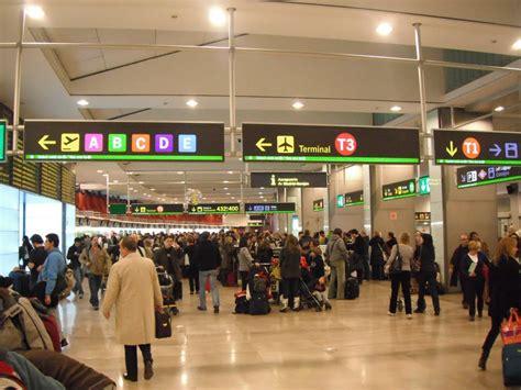 aeropuerto adolfo su 225 rez madrid barajas salidas de vuelos - Madrid Barajas Salidas