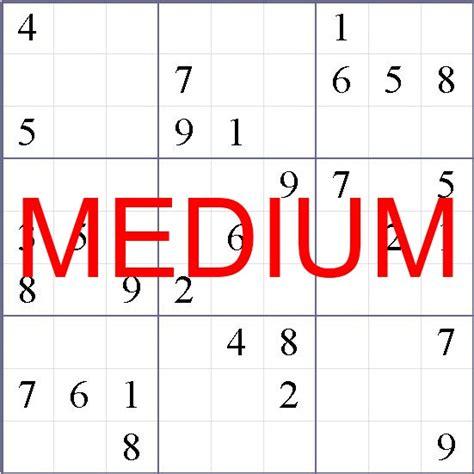 sudoku puzzles intermediate 25 28 number squares sudoku puzzles medium level quotes