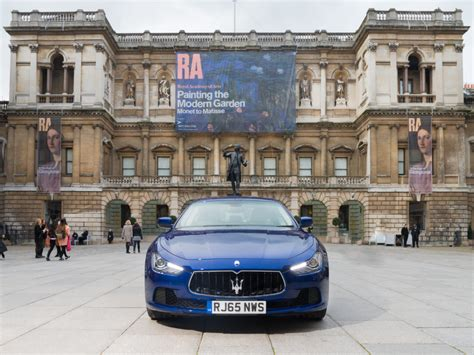 Auto Gallery Maserati by Maserati Teams Up With Royal Academy Of Arts To Celebrate