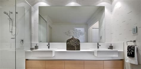 bathroom mirror bevelled edge mirrors perth