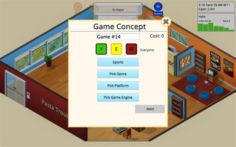 game dev tycoon overhaul mod june 2014 the e fix